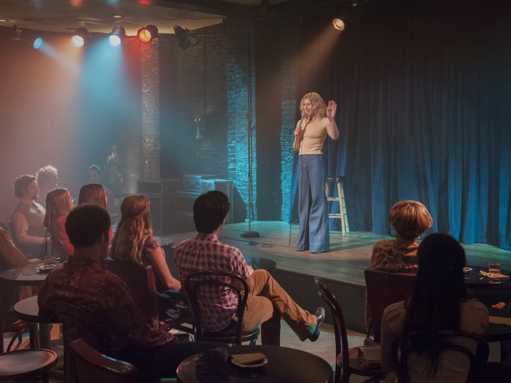 I'm Dying Up Here 01 × 02 خلاصه مطالب: Heckling the Hecklers