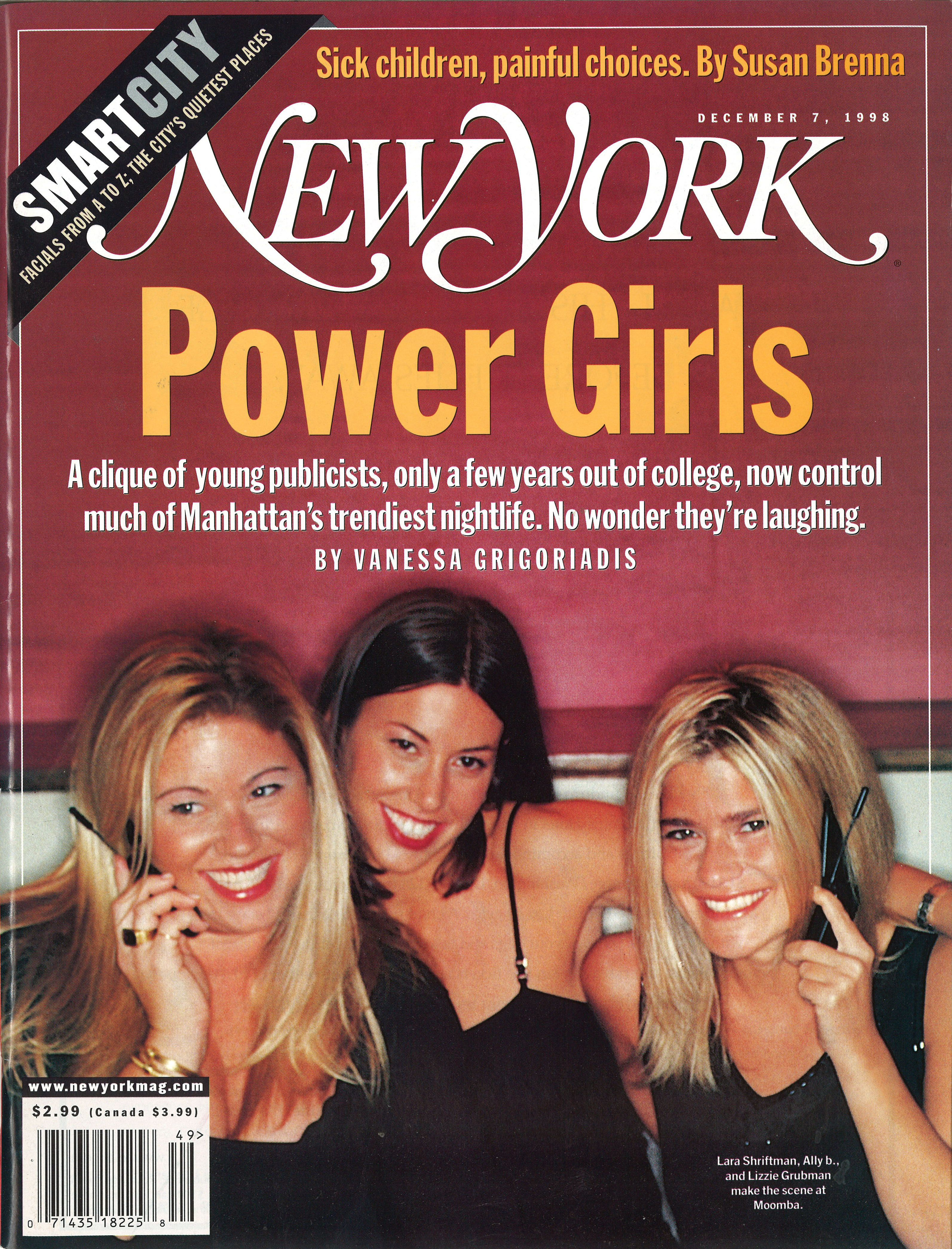 As Power Girls, 15 anos depois