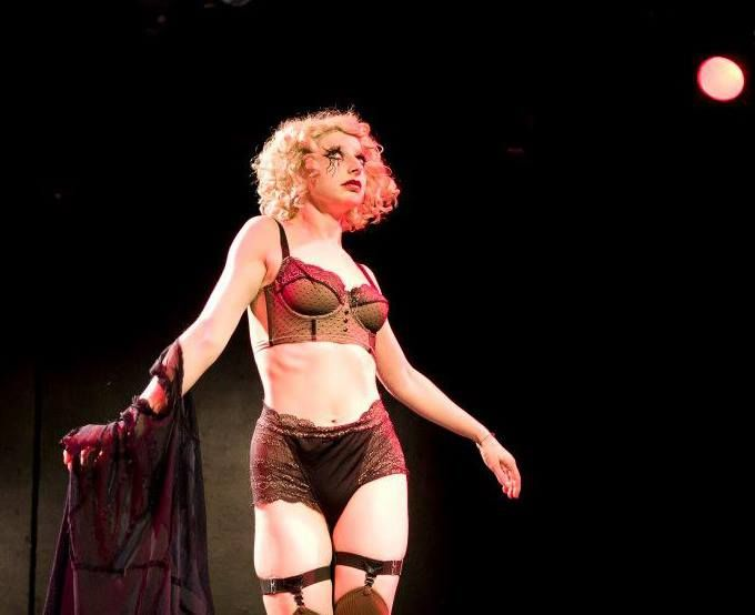 Burlesque's Little Helpers: Inside the World of the Stage Kitten
