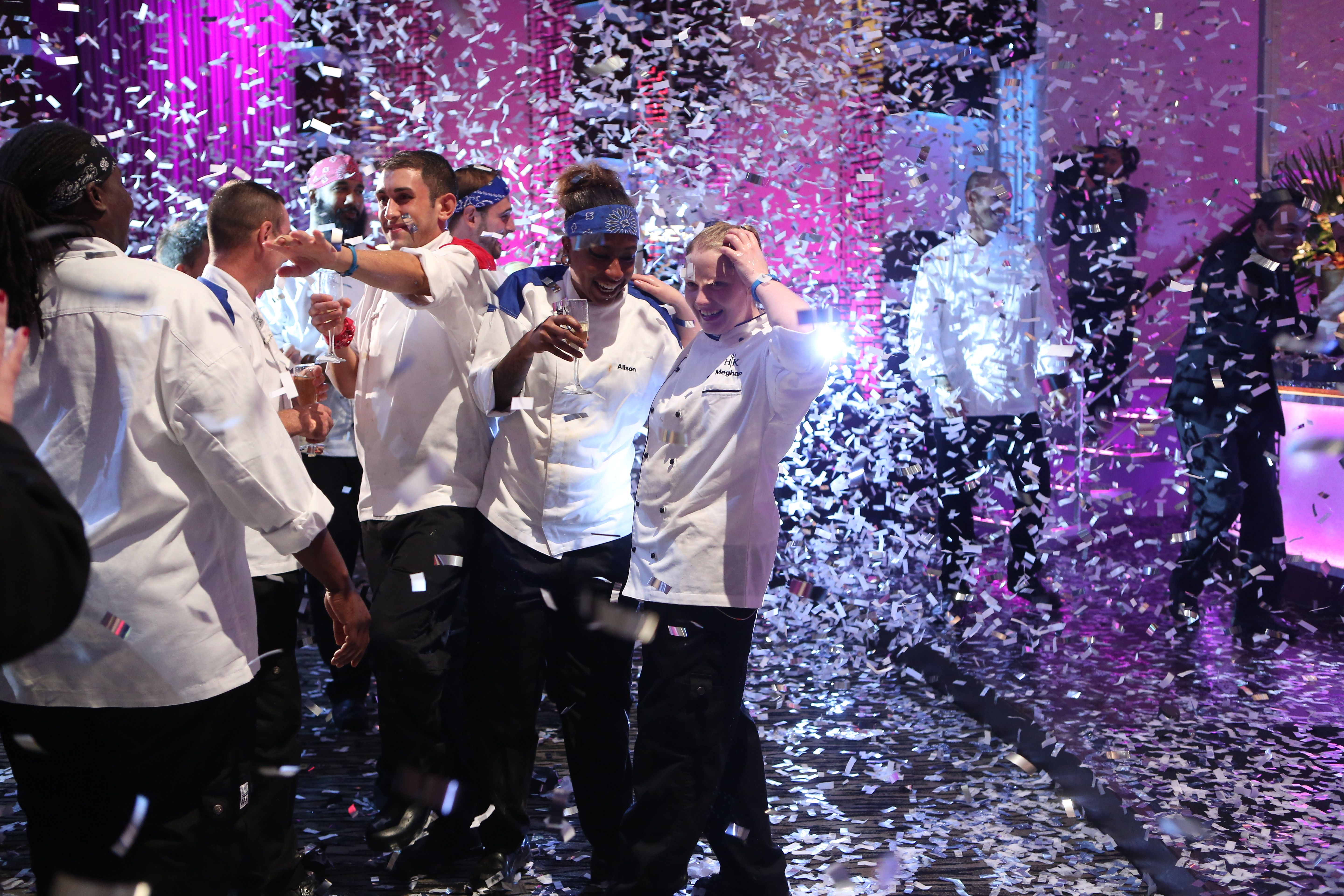 Finali tal-Istaġun 14 'Hell's Kitchen': All Over But the Fryin