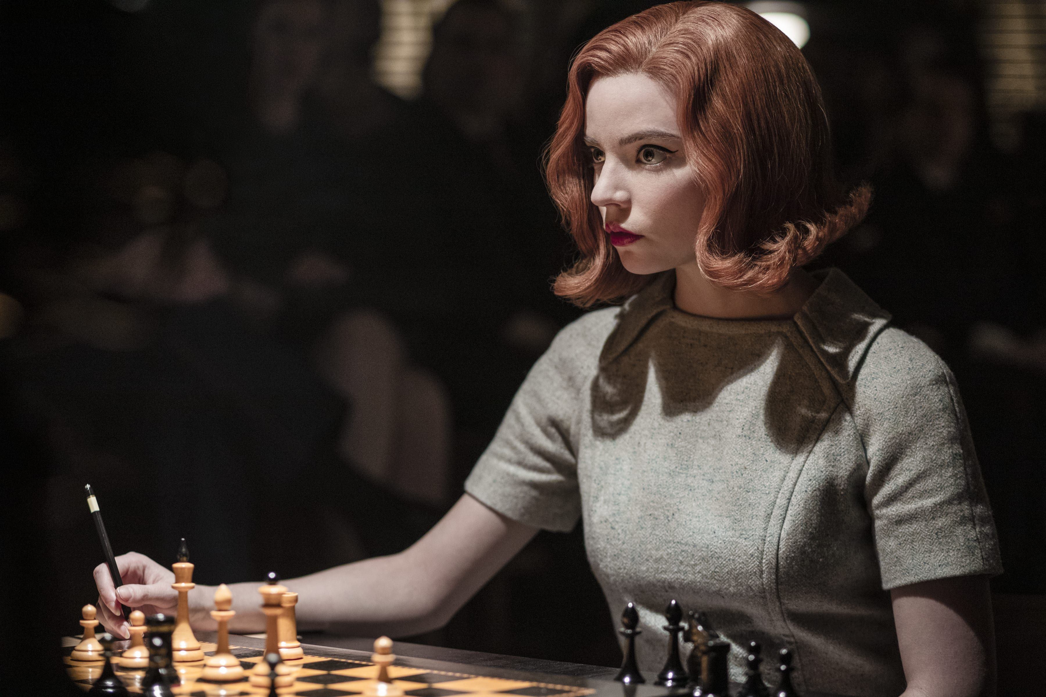 Never Say Never to a 'Queen's Gambit' Season 2, Anya Taylor-Joy กล่าว
